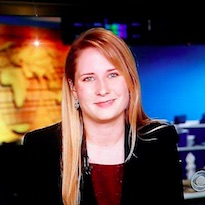 Reporting on CBS News 'Up to the Minute'